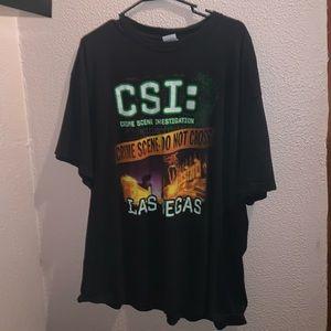 RARE Vintage 2003 CSI Tee